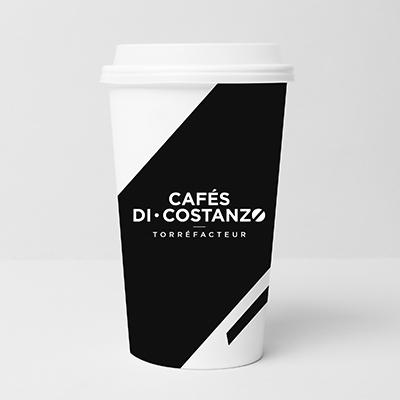 Cafés Di Costanzo - Torréfacteur L'isle Jourdain - Accessoires - Mug
