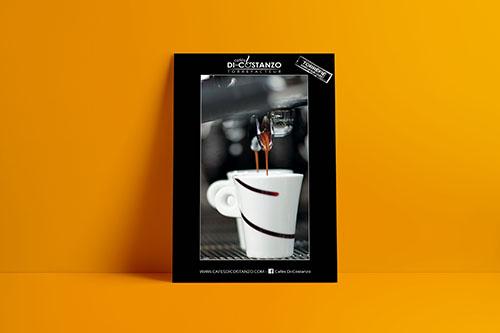 Cafés Di Costanzo - Torréfacteur L'isle Jourdain - Accessoires - PLV