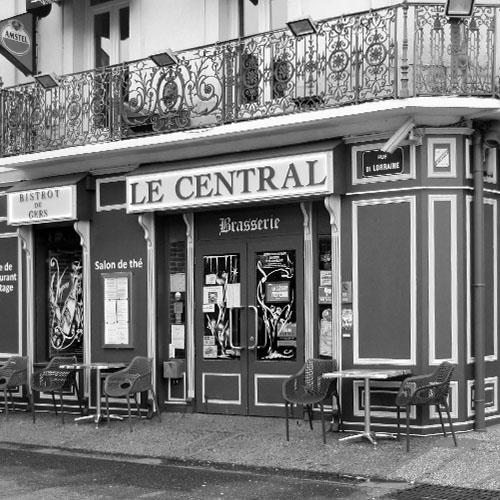 Cafés Di•Costanzo, torréfacteurs L'isle Jourdain - Nos clients - Café Central