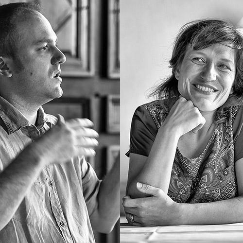 Cafés Di•Costanzo, torréfacteurs L'isle Jourdain - Nos clients - Guillaume et Christine Viala