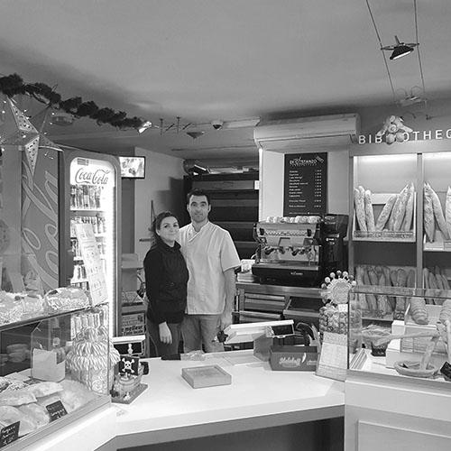 Cafés Di•Costanzo, torréfacteurs L'isle Jourdain - Nos clients - Quint et Sens